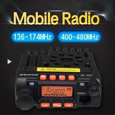 Zastone MP300 Mini Moblie Car Radio Transceiver 20W In-Vehicle Dual Band VHF&UHF
