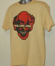 Killing Joke Clown T Shirt Music Post Punk Rock Cult Prong Bauhaus Ministry X486