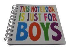Regalo Ideal para infantil simplemente niños Cuaderno Cumpleaños Navidad