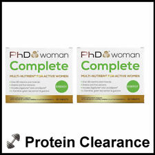 PhD Woman Complete Multi Vitamin & Minerals 2 x 60 Tablets Best Before 03/2018