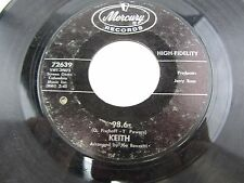 """KEITH 98.6 / The Teeny Bopper Song  7"""" Record 45 72639  James Bazza Barry Keefer"""