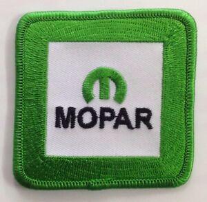 MOPAR CLOTH PATCH CHRYSLER CHARGER PACER VALIANT DODGE HEMI 215 225 245 265 VC