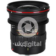 Tokina AT-X 11-16mm F2.8 PRO DX V lens - CANON EF