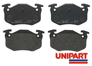 For Peugeot - 206 1998-2007 Rear Brake Pads Unipart