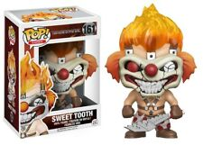 Toy Funko - POP Games: Twisted Metal - Sweet Tooth