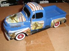 The American Legend Truck Figurine Ted Blaylock The Soaring Bradford Exchange