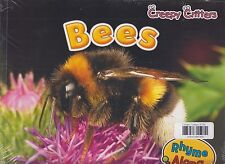 Creepy Critters Rhyme Along Bees 6 Pack Of Books NEW!!  (E1-62)