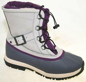 Bearpaw Nelly - Women's Waterproof Boot Gray, 10M