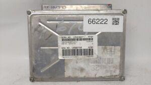 2003-2004 Buick Regal Engine Computer Ecu Pcm Ecm Pcu Oem 66222