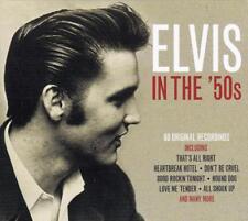 ELVIS PRESLEY - ELVIS IN THE '50S - 60 ORIGINAL RECORDINGS (NEW SEALED 3CD)