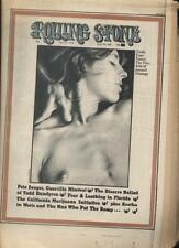 ROLLING STONE NEWSPAPER MAGAZINE - April 13 1972  No. 106