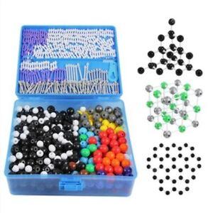 784pc Portable Organic Molecule Structure Chemistry Atom Molecular Model Kit