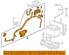 Chevrolet GM OEM 12-18 Sonic-Battery Cable 95386414
