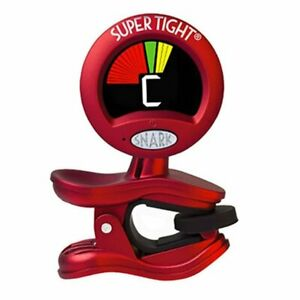Snark Tuner Clip Guitar St-2 Chromatic Bass All Instrument Super Tight Ukulele