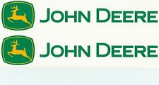 "DECAL SET for John Deere Stake Wagon, Adhesive Backed, 4-3/4"" x 7/8""  JP125"