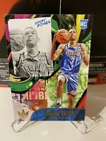 Darius Bazley 2019-20 Court Kings RC Rookie Level 2 No. 118