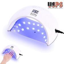 Pro 48W SUN6 LED UV Nail Lamp Light Gel Polish Cure Nail Dryer UV Lamp US plug