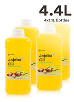 JOJOBA OIL 4.4L | 100% PURE COLD PRESSED | Natural skincare | FREE AU SHIPPING