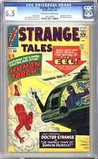 Strange Tales #117 - CGC Graded 6.5 (FN+) 1964- Silver Age