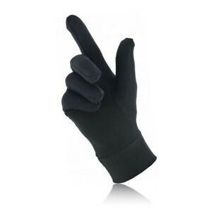 Thin Silk Liner Inner Gloves Ski Motorcycle Skiing Walking Cycling Thermal New