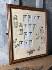 More details for vintage the cask collection breweriana picture ale beer collectibles advert