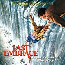 LAST EMBRACE CD MIKLOS ROZSA LIMITED EDITION `SOLD OUT