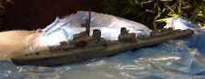 Modellschiff Kriegsschiff Schiff Metall alt 1:1250 MSA#4