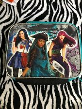 Disney Descendants 2 Insulated Lunch Bag with Carry Handle.Authentic Brand New.