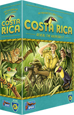 Costa Rica Board Game Mayfair Games BRAND NEW ABUGames