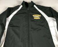 Sequoyah Chiefs Jacket Mens Medium XC Cross Country Windbreaker Georgia School