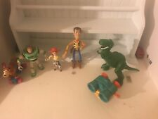 Disney toy story action figures Mattel Lot (6)