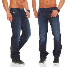 Diesel Jeans Larkee 0R0S3 0S3 Herren Regular Straight Hose dunkelblau NEU