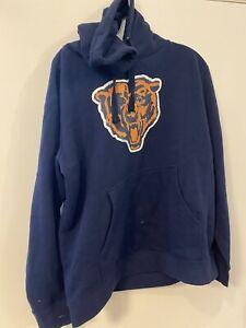 NFL Chicago Bears Fanatics Men's Sweatshirt Size XL