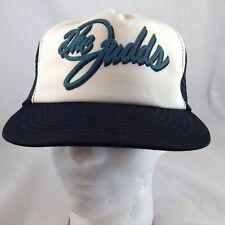The Judds Vintage Snapback Black Cap Hat Country Music