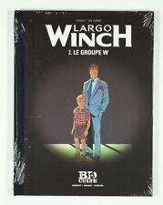 BD prix réduit Largo Winch Le groupe W