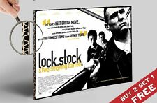Stock de verrouillage et deux barils de fumer * Film Classique Poster A4 * Guy Ritchie film