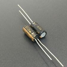 10pcs 47uF 25V 5x11mm Nichicon Audio 25V47uF High Grade HiFi Audio Capacitor