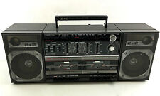 General Electric Boom Box AM/FM Cassette Radio 3-5672A