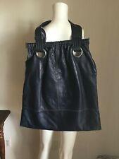 NWT PERRIN Large Leather Bag Tote PURSE $1100 Pristine