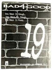Bad4Good / Danny Cooksey 1992 Refugee Lp / Album & 19 Single Magazine Print Ad