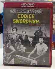HD DVD FILM ITALIANO WB Warner Bros CODICE SWORDFISH John Travolta Hugh Jackman