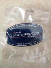 Usta Tennis & Education Foundation pin