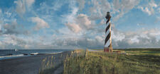 "NEW Phillip Philbeck ""Guardian of the Atlantic"" S/N on PAPER Hatteras Lighthouse"