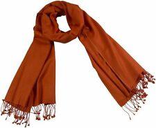 Unifarbene Umschlagtuch -/Stolen Damen-Schals & -Tücher im aus 100% Seide