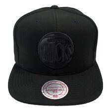 Mitchell & Ness Black Out Ajustable New York Knicks / NBA