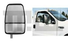 Deluxe Black 2020 Mirror Head  Ford Chevy Cutaway Cab & Chassis Velvac 714579