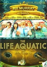 Life Aquatic With Steve Zissou 0786936286892 DVD Region 1