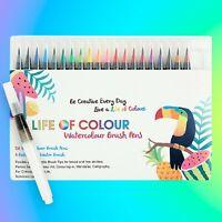 Life of Colour Watercolour Brush Pen Set