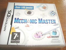 Mechanic Master Nintendo DS 7 Puzzle Game
