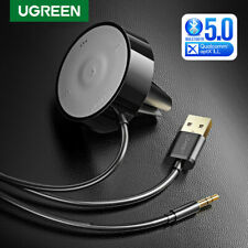 Ugreen USB Bluetooth 5.0 Receiver Wireless Speaker 3.5mm Audio Car Kit Adapter